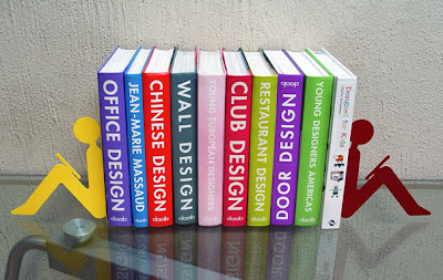 20 Creative and Cool Bookends (20) 13