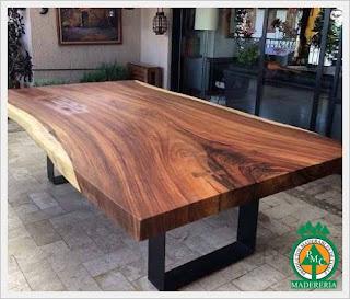 maderas-de-cuale-mesa-de-madera-de-parota-puerto-vallarta