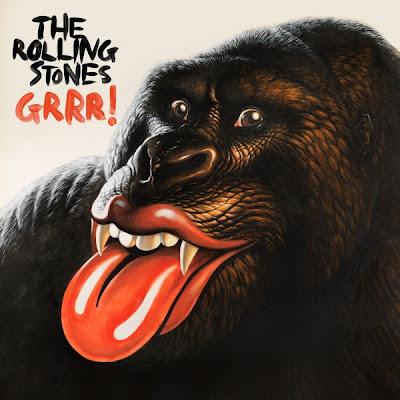 "THE ROLLING STONES ""GRRR!"""
