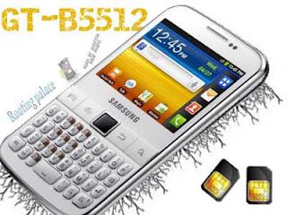 Root Samsung Galaxy Y Pro Duos GT-B5512