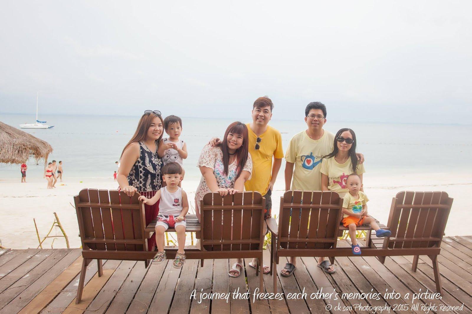 卡卡 ♥ Pulau Besar 2016