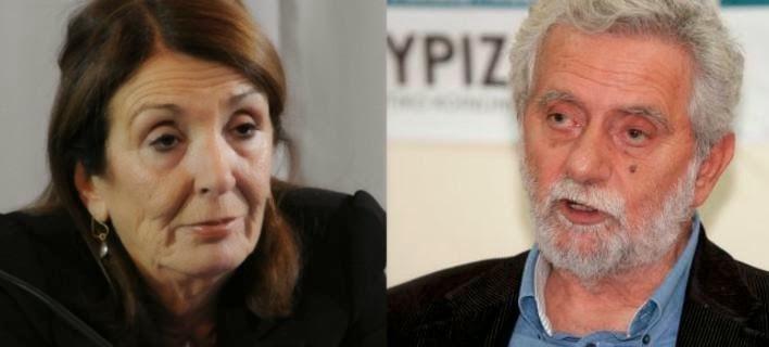 Οικογενειοκρατία στον Σύριζα και τα μυαλά στα κάγκελα! Αλλά Σύριζα είναι, δεν βαριέσαι! Όλα δικαιολογούνται!