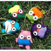 Сказочная мастерская рукодельные блоги шитье  совы