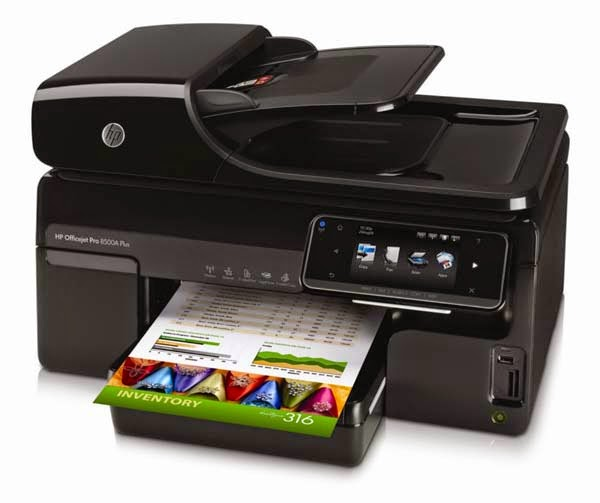 Download Driver HP Officejet Pro 8500A