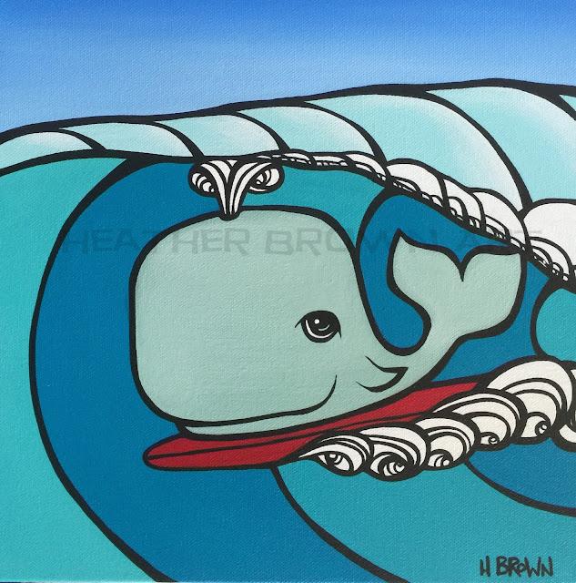 ocean art for kids