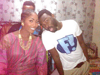 tiwa savage traditional hair