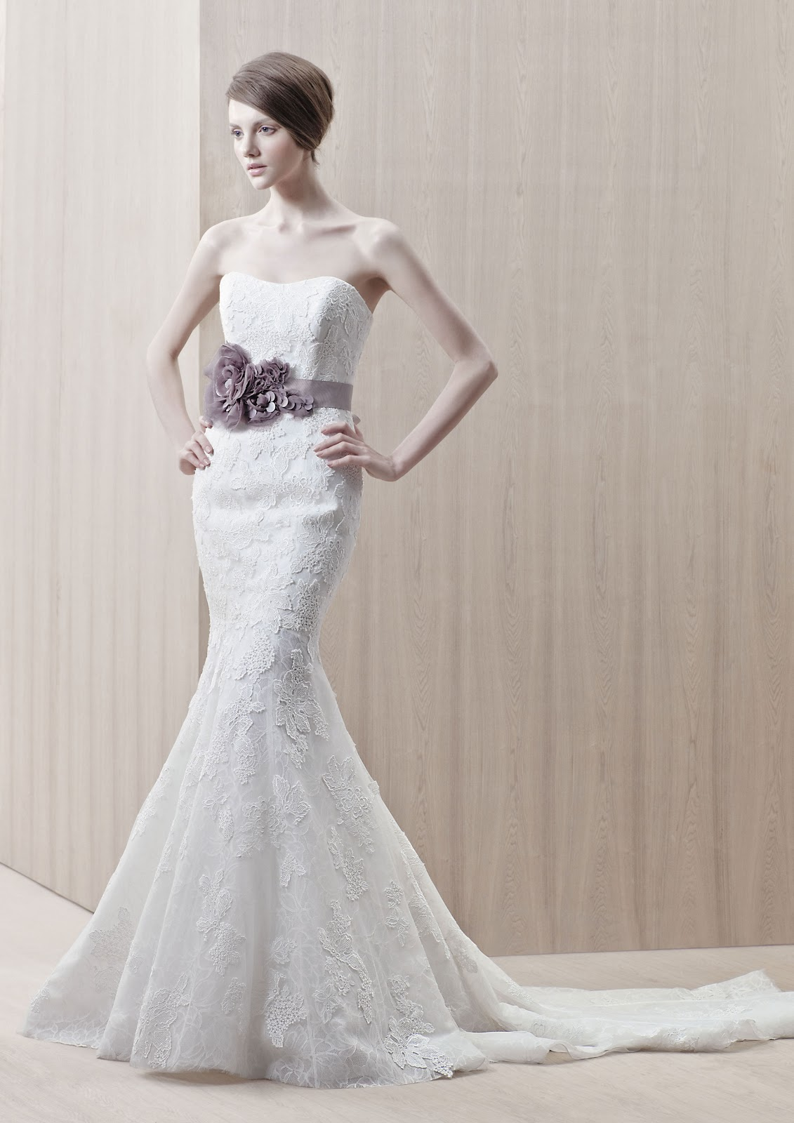 Der zeitlose Klassiker - eine Spitze Brautkleid - Beste Brautkleide