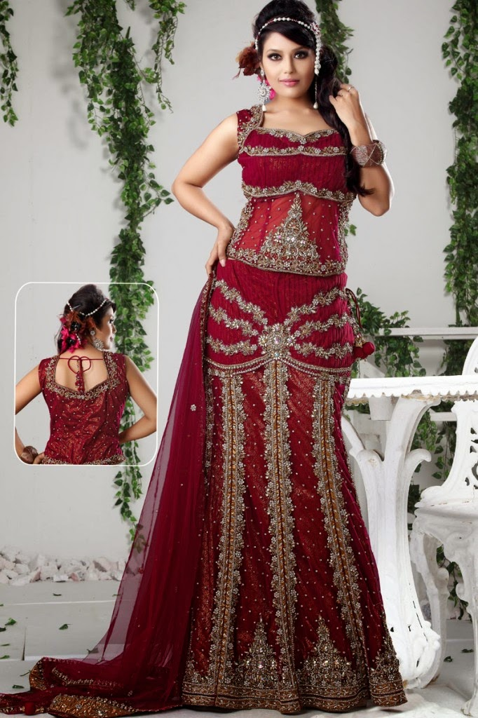 Innovative All About Fashion Party Wear Saree Blouse