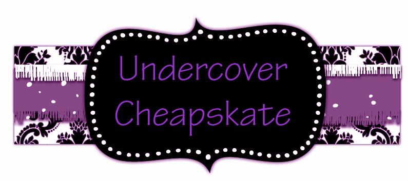 Undercover Cheapskate