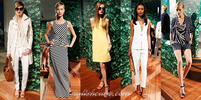 Banana Republic Summer 2013 Collections