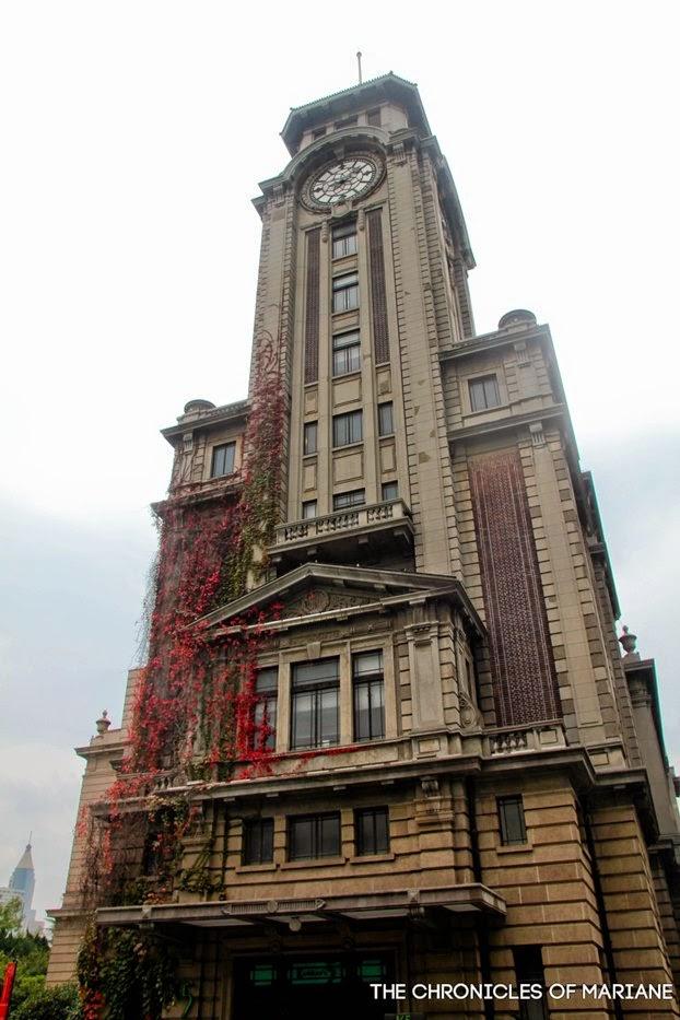 shanghai architecture