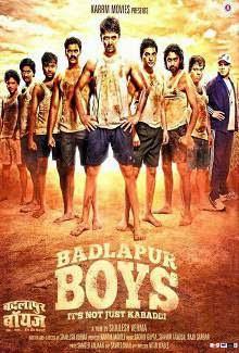 Badlapur Boys (2014) Hindi Movie Poster
