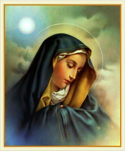 Titles of Mary, Mother of God - Catholic Saints