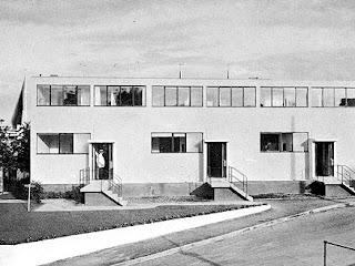 Mart stam weibenhof stoccarda 1927 townhouses