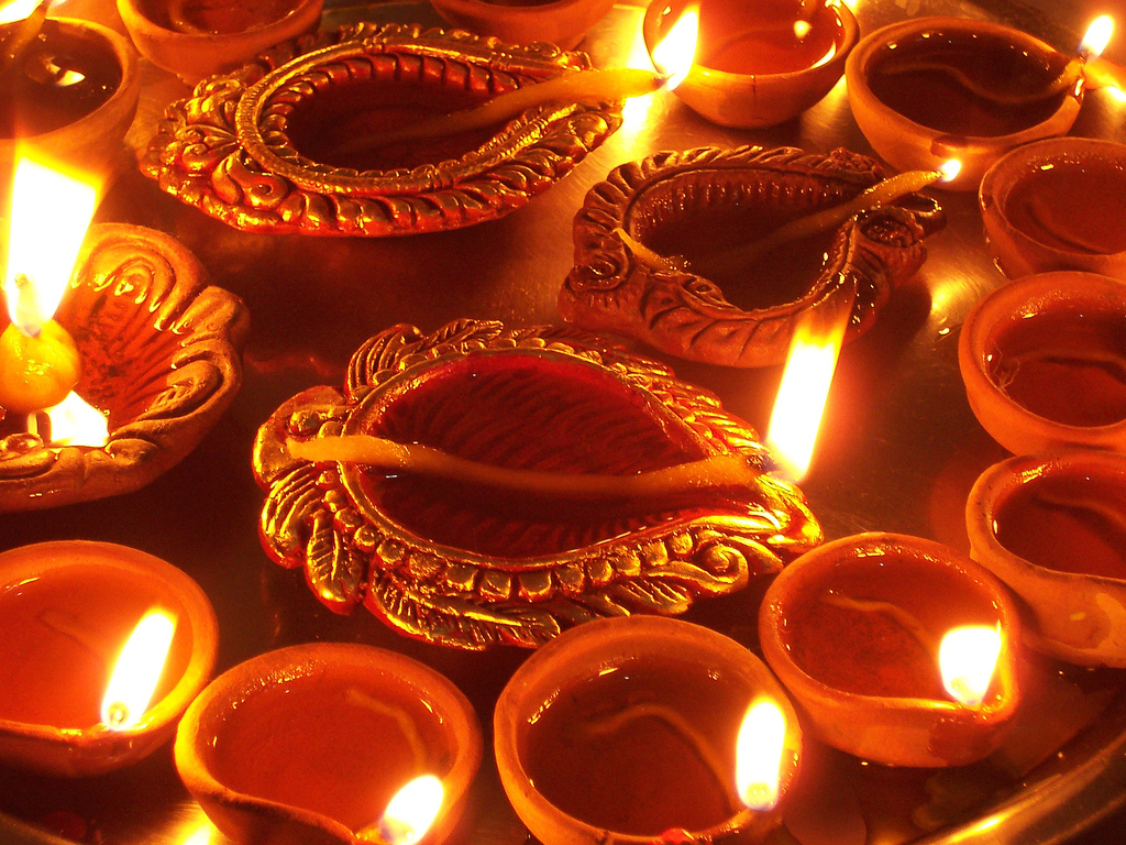 UrsulaWrites Happy Diwali Everyone