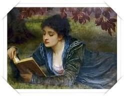 leggo sotto gli alberi