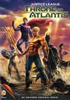 Justice League: Throne of Atlantis (2015) AC3 640 kbps (Extraído del Bluray)