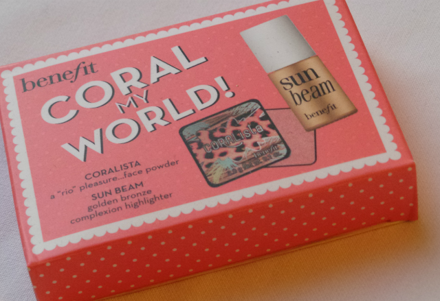a photo of benefit Coral My World www.ascottishlass.net
