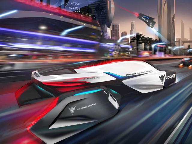 BMW ePatrol 2025