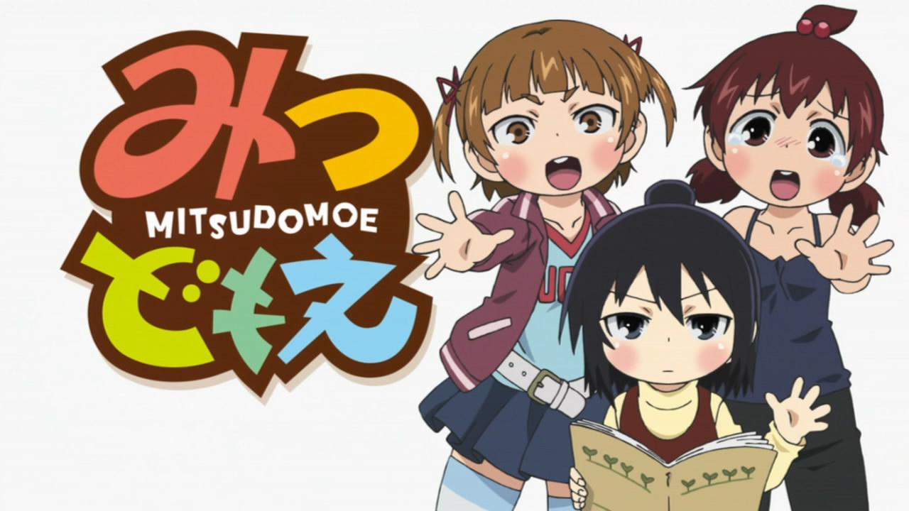 mitsudomoe wallpaper