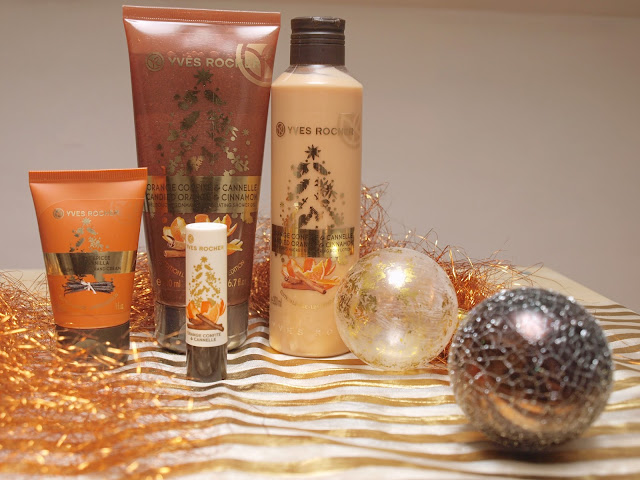 YVES ROCHER CHRISTMAS COLLECTION