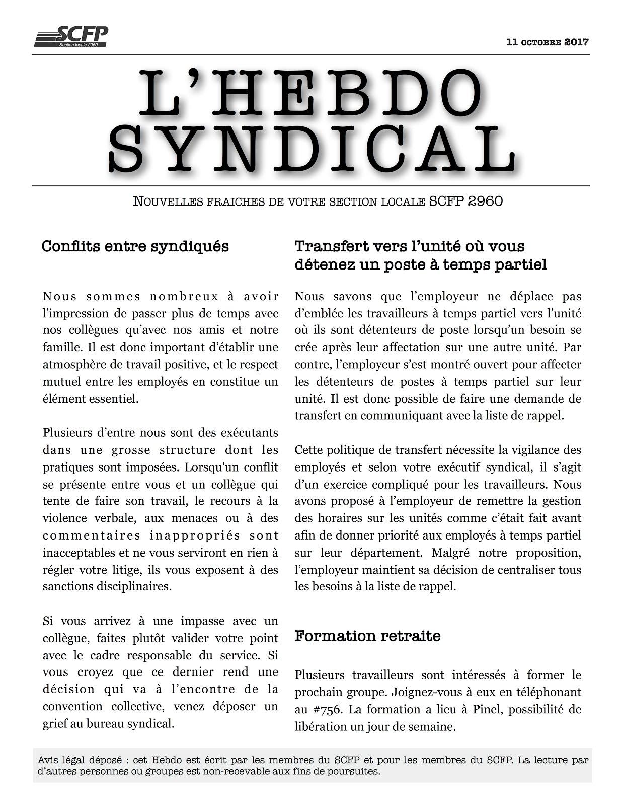 convention collective spvm 2017 pdf
