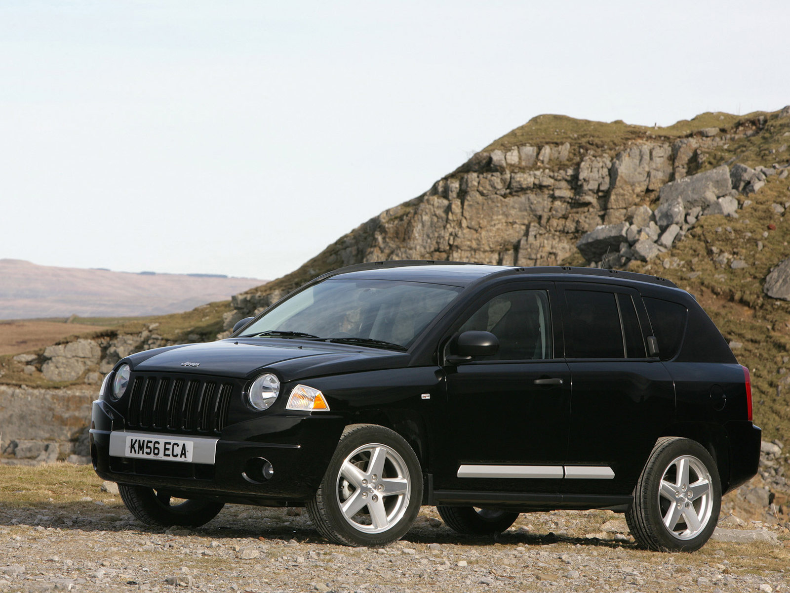 2007 Jeep Compass Uk Version Pictures