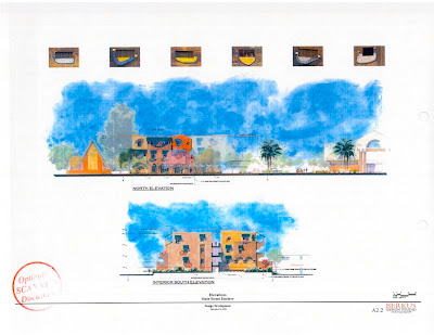 3885 State St Santa Barbara Proposed Mixed Use Project