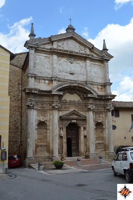 Montepulciano, chiesa di Santa Lucia