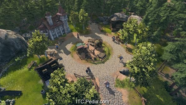 The Settlers 7 Paths to a Kingdom Deluxe Gold Edition