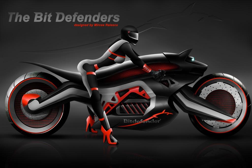 Bitdefender Internet Security 2014 Sorteo Bitdefender_bike_by_No_Limits_Design