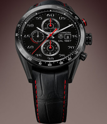 TAG HEUER CARRERA CALIBRE 1887 RACING