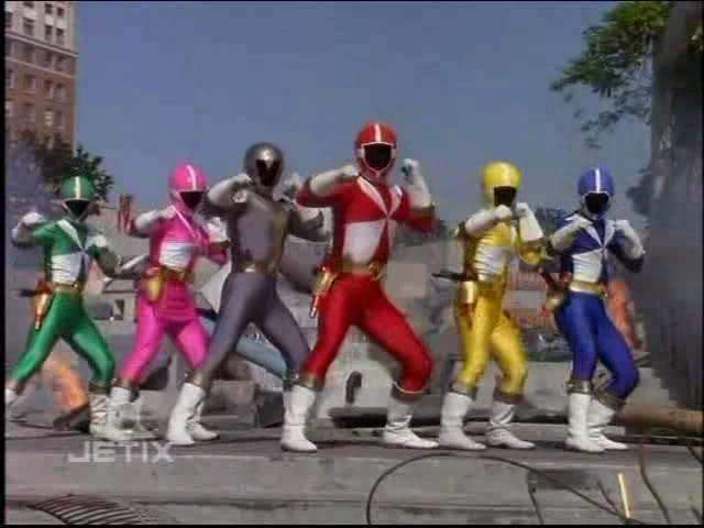 Kyūkyū Sentai GoGo-V /Power Rangers a la velocidad de la luz PowerRangersLightspeedRescue-1