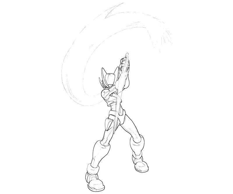 printable-marvel-vs-capcom-zero-megaman-abilities_coloring-pages