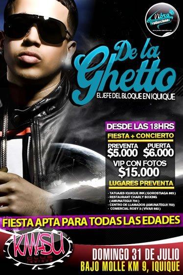 Fotos de Arcangel y De La Ghetto - MUSICA.COM