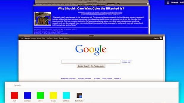 Google Hadirkan Tampilan Baru OS Chrome