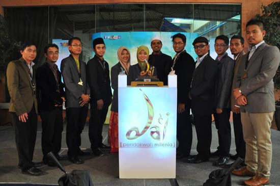 Blog Nor Adibah Rozain - Juara Program Da'i TV3