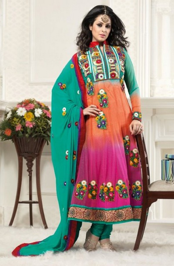 New Fashion Frock Designs in Pakistan