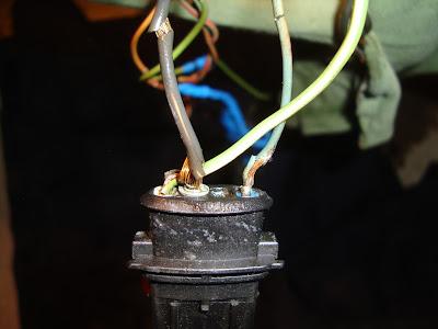 Cableado inyector