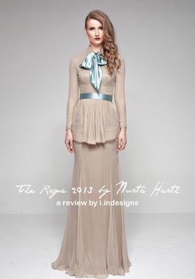 design baju raya nurita harith