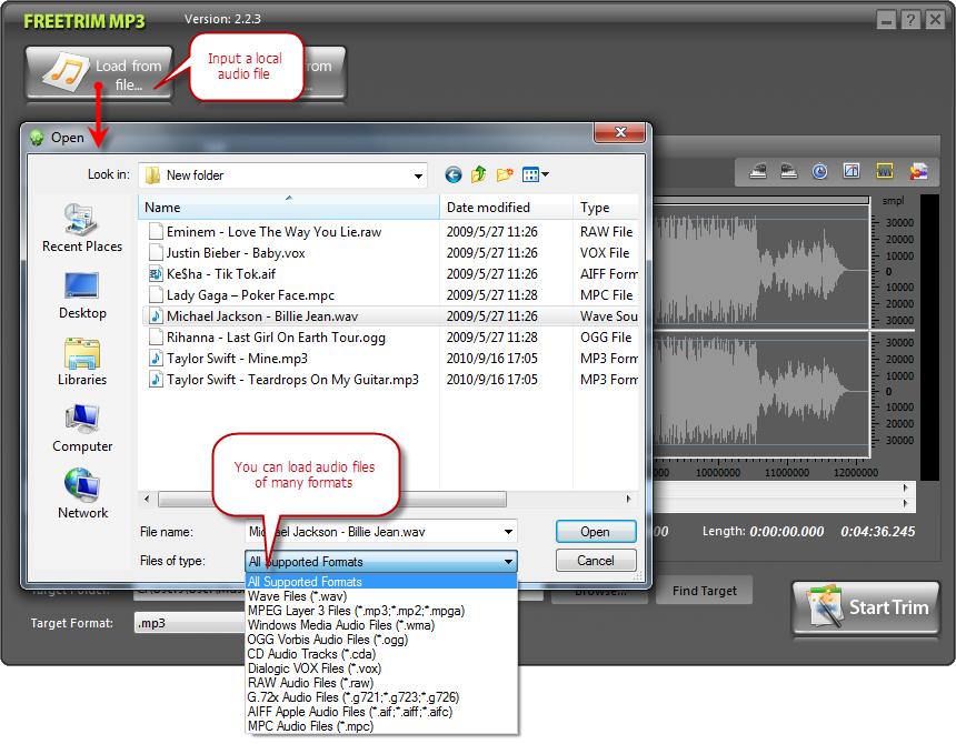 Как сделать из cd формат mp3