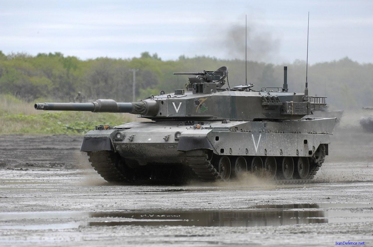 Tank Tipe 90 Jepang
