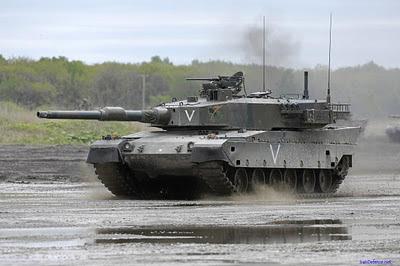 Tank Tipe 90 Jepang. Prokimal Online Kotabumi Lampung Utara