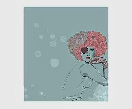Obraz na półtnie Joanna Sowińska Pirate