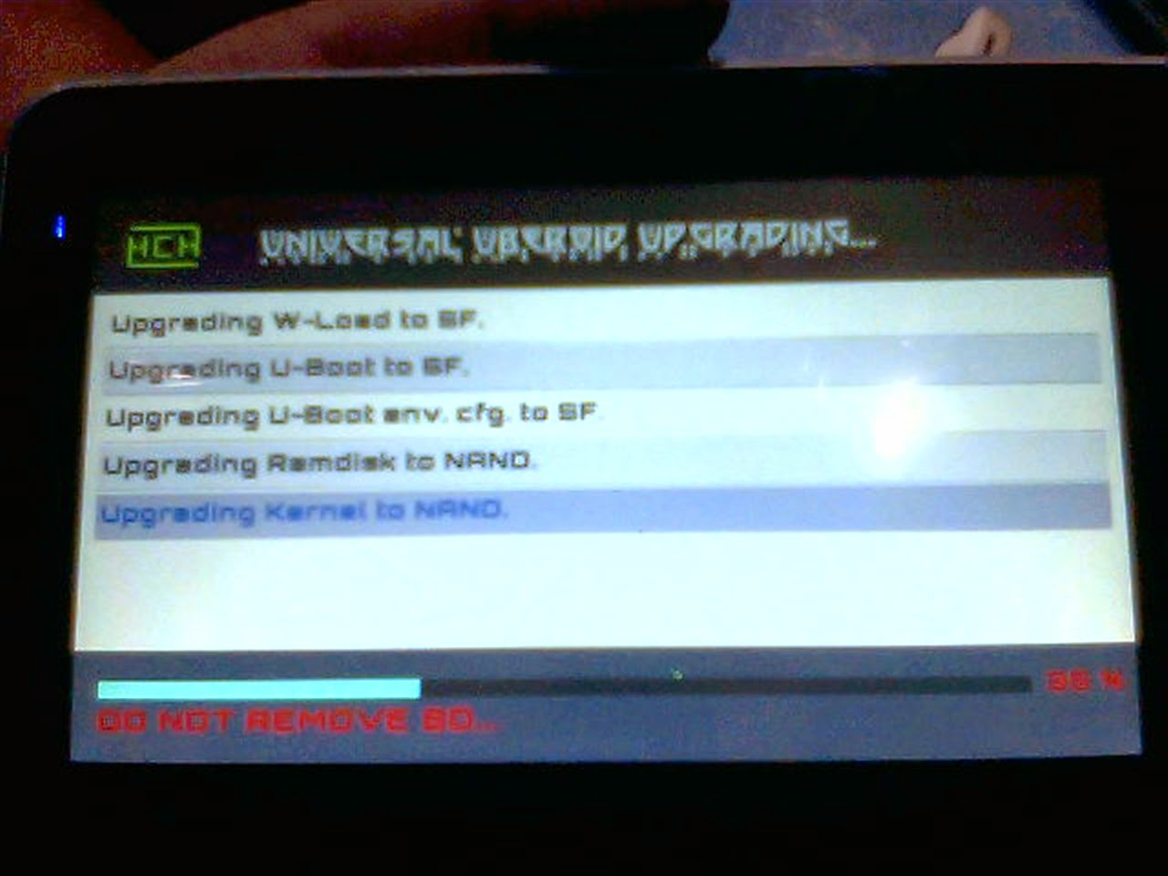 wm8650 tablet pc firmware tutorial