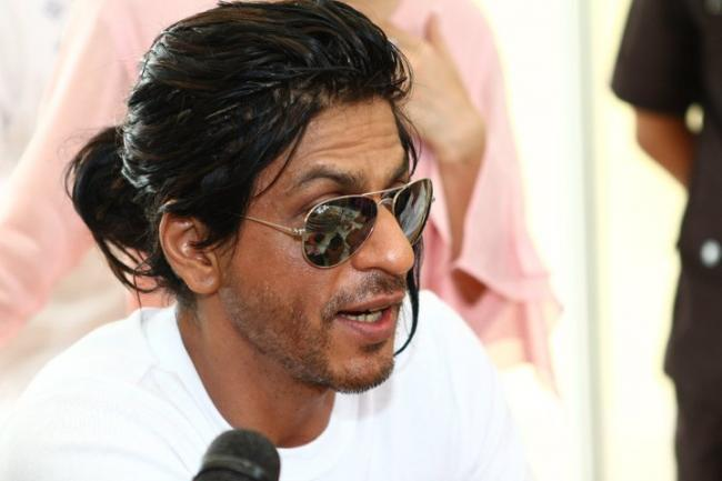 Entertainment Lifestyle News: Shah Rukh Khan's New Hairsyle