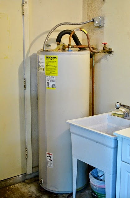 Ye Ole' GE Water Heater - DOA