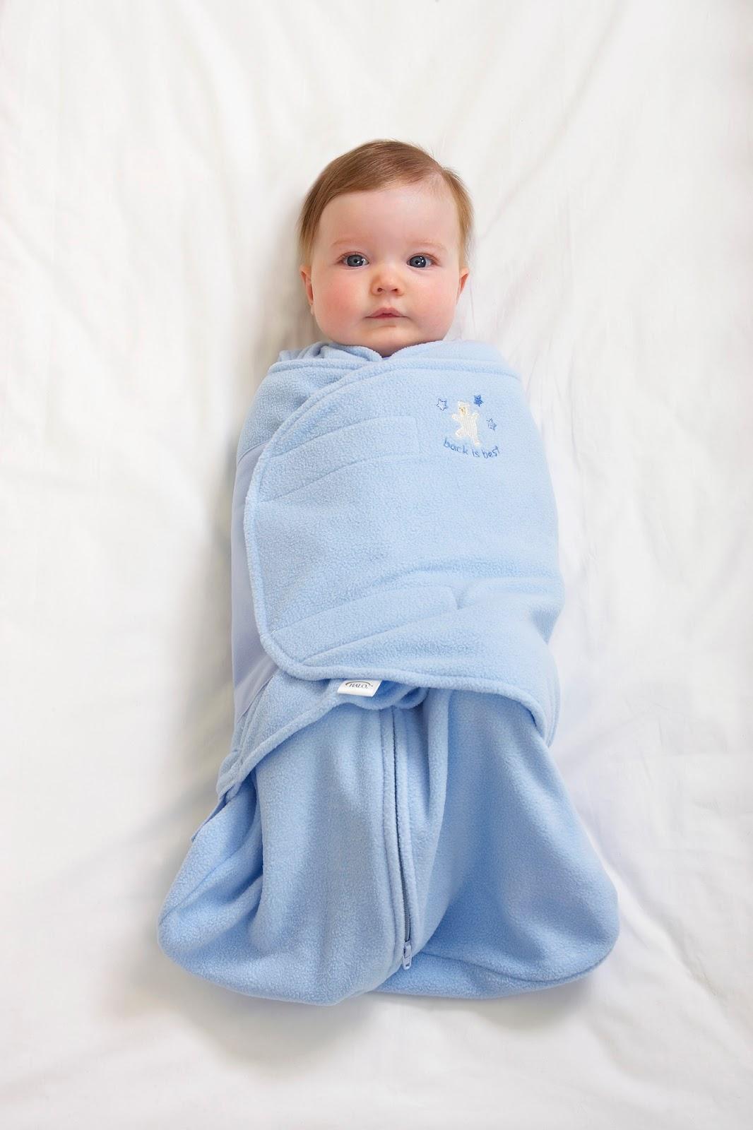 Swaddling Guide ~ My Baby Sleep Guide