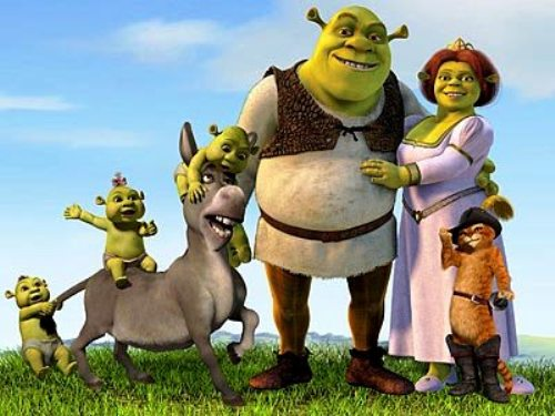 Shrek 2 Cartoon Characters : Shrek picture cartoon images gallery vaganza