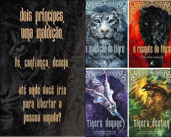 A Maldição Do Tigre Leitores Sonhadores